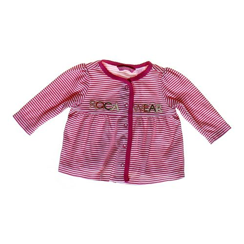 Rocawear Cute Snap Up Shirt in size 3 mo at up to 95% Off - Swap.com