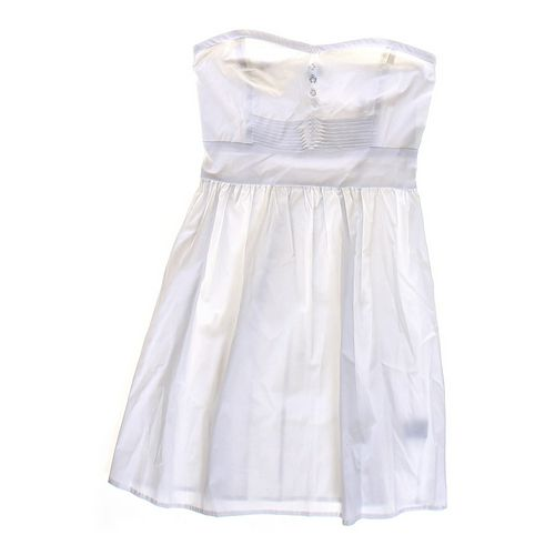 Be Bop Cute Strapless Dress in size JR 7 at up to 95% Off - Swap.com
