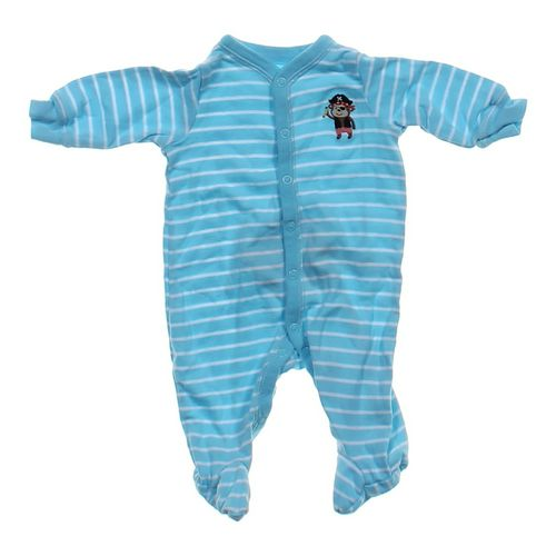 Carter's Cute Striped Jumpsuit in size 3 mo at up to 95% Off - Swap.com