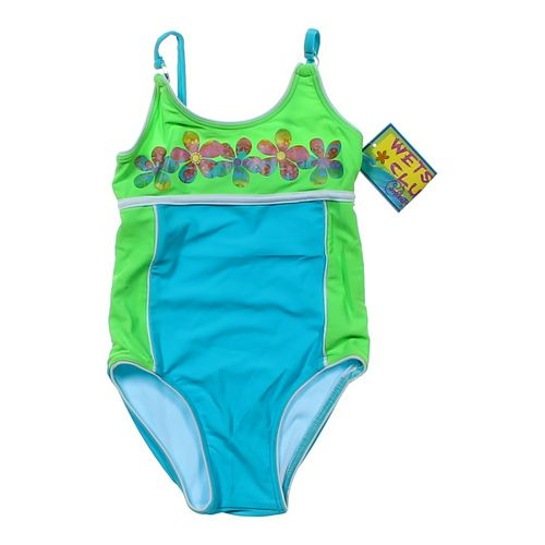 Wet Suit Club Cute Swimsuit in size 4/4T at up to 95% Off - Swap.com