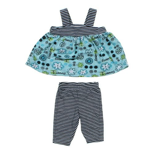 Miniwear Cute Tank Top & Leggings Set in size 6 mo at up to 95% Off - Swap.com