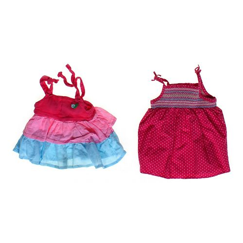 Genuine Kids from OshKosh Cute Tank Top & Tunic Set in size 12 mo at up to 95% Off - Swap.com