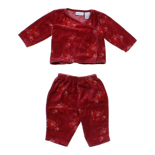 Lullaby Club Cute Velour Outfit in size 6 mo at up to 95% Off - Swap.com