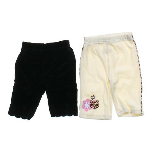 Lullaby Club Cute Velour Pants Set in size 3 mo at up to 95% Off - Swap.com