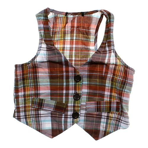 Cute Vest in size JR 7 at up to 95% Off - Swap.com