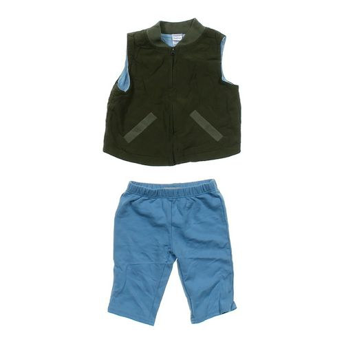 Cherokee Cute Vest & Pants Set in size 9 mo at up to 95% Off - Swap.com