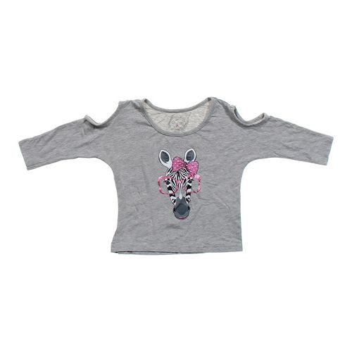 Pony Tails Cute Zebra Shirt in size 6X at up to 95% Off - Swap.com