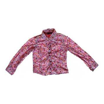 Dainty Floral Shirt for Sale on Swap.com