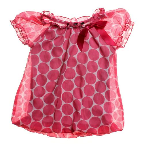 Tempted Girls Dainty Polka Dot Shirt in size 6 at up to 95% Off - Swap.com