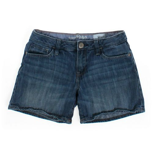 Gap Dark Wash Shorts in size 12 at up to 95% Off - Swap.com
