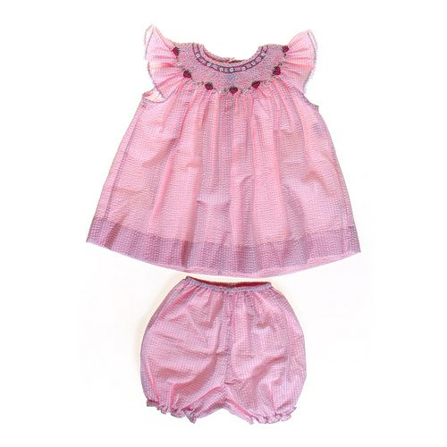 Orient Expressed Inc. Darling Dress & Bloomers Set in size 12 mo at up to 95% Off - Swap.com