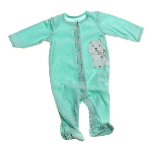 Carter's Darling Footed Pajamas in size 3 mo at up to 95% Off - Swap.com