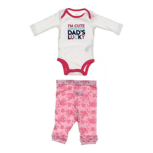 Carter's Darling Outfit in size NB at up to 95% Off - Swap.com