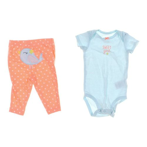 Carter's Darling Outfit in size 3 mo at up to 95% Off - Swap.com