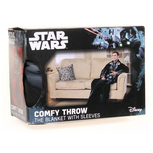 Disney Darth Vader Blanket With Sleeves at up to 95% Off - Swap.com
