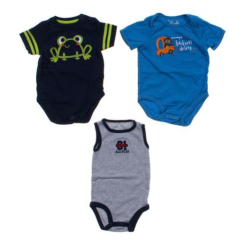 Jumping Beans Dashing Bodysuit Set in size 6 mo at up to 95% Off - Swap.com