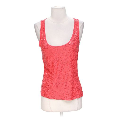 NY Collection Dazzling Tank Top in size S at up to 95% Off - Swap.com