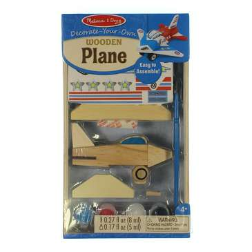Decorate Your Own Wooden Plane for Sale on Swap.com