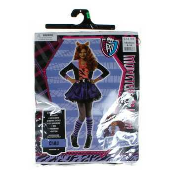 Deluxe Clawdeen Wolf Costume for Sale on Swap.com