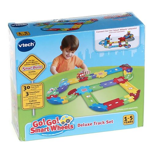 VTech Deluxe Track Set at up to 95% Off - Swap.com