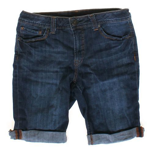 Faded Glory Denim Bermuda Shorts in size 8 at up to 95% Off - Swap.com