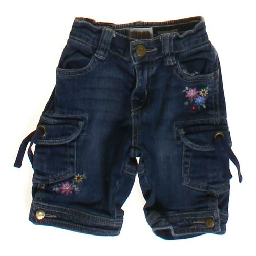 The Children's Place Denim Bermuda Shorts in size 18 mo at up to 95% Off - Swap.com