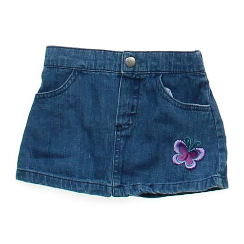 Denim Butterfly Skirt in size 3 mo at up to 95% Off - Swap.com