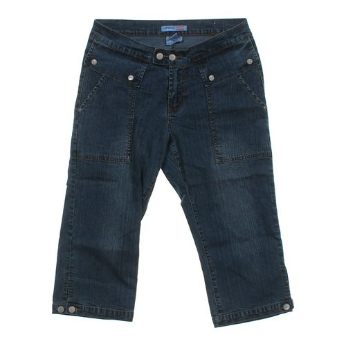 Apollo Denim Capri Pants in size JR 13 at up to 95% Off - Swap.com