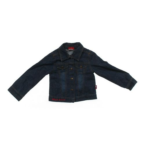 Hello Kitty Denim Hello Kitty Jacket in size 3/3T at up to 95% Off - Swap.com