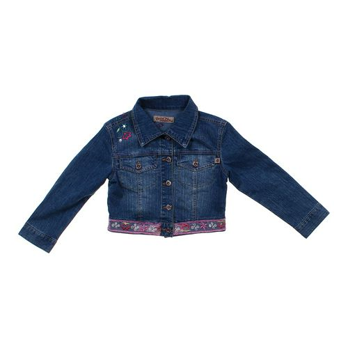 Paris Blues Denim Jacket in size 7 at up to 95% Off - Swap.com