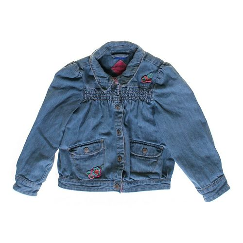 Genuine Kids from OshKosh Denim Jacket in size 5/5T at up to 95% Off - Swap.com