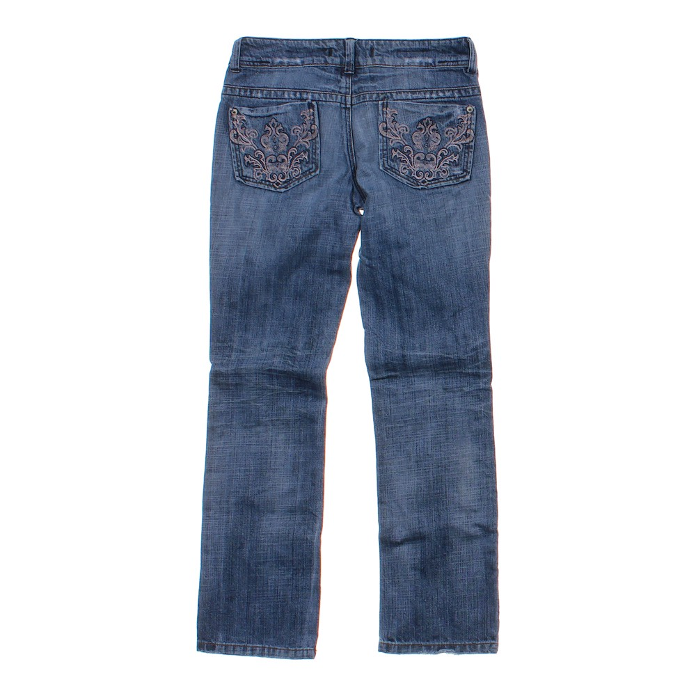 Blue exchange Denim Jeans in size 6 at up to 95% Off - Swap.com