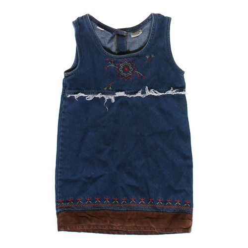 Faded Glory Denim Jumper in size 6 at up to 95% Off - Swap.com