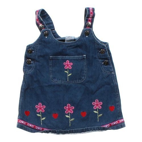 Young Hearts Denim Jumper in size 2/2T at up to 95% Off - Swap.com