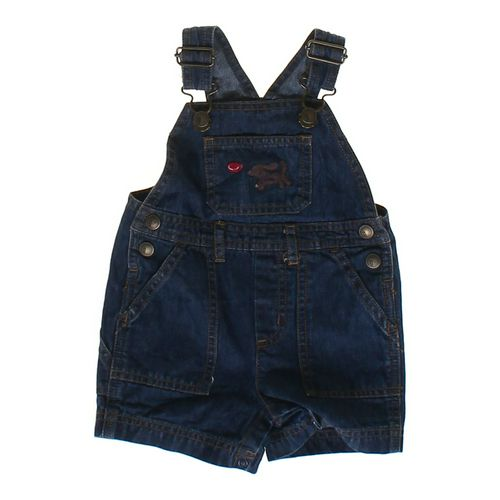 Gymboree Denim Overall Romper in size 3 mo at up to 95% Off - Swap.com