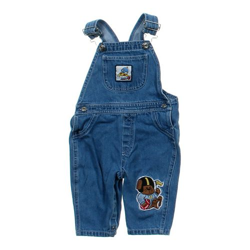 Fine & Dandy Denim Overalls in size 12 mo at up to 95% Off - Swap.com