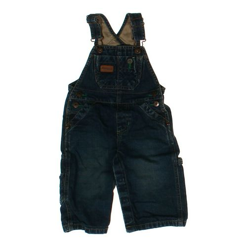 Genuine Kids from OshKosh Denim Overalls in size 12 mo at up to 95% Off - Swap.com