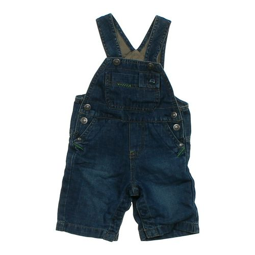 Genuine Kids from OshKosh Denim Overalls in size 3 mo at up to 95% Off - Swap.com