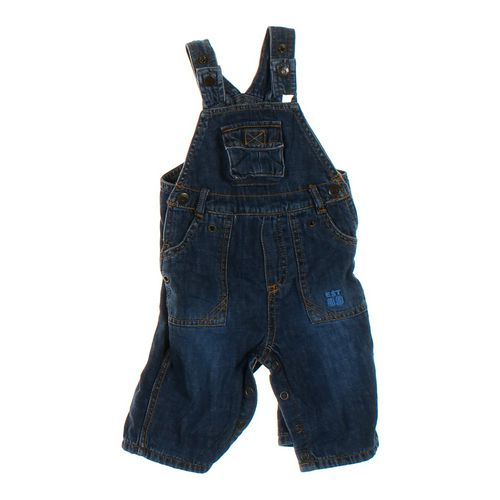 The Children's Place Denim Overalls in size 3 mo at up to 95% Off - Swap.com