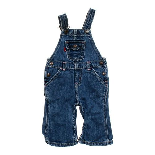Levi's Denim Overalls in size 3 mo at up to 95% Off - Swap.com