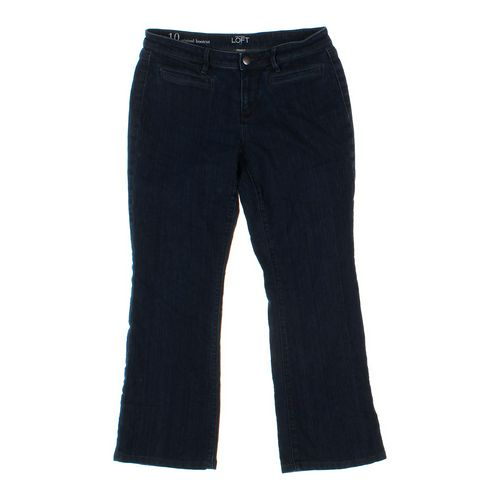 Ann Taylor Loft Denim Pants in size 10 at up to 95% Off - Swap.com