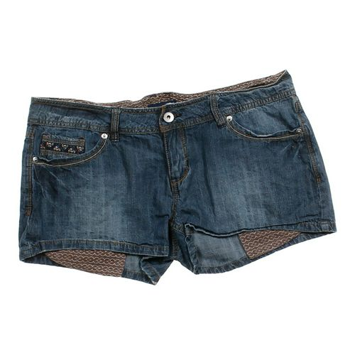 Delia's Denim Shorts in size JR 9 at up to 95% Off - Swap.com