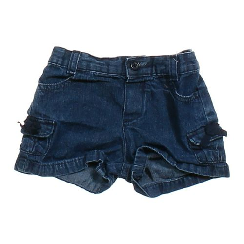 Faded Glory Denim Shorts in size 24 mo at up to 95% Off - Swap.com