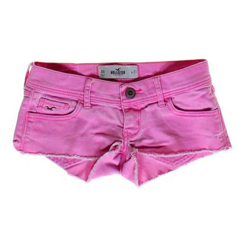 Hollister Denim Shorts in size JR 00 at up to 95% Off - Swap.com