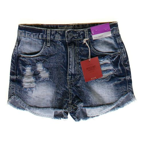 Mossimo Supply Co. Denim Shorts in size JR 1 at up to 95% Off - Swap.com