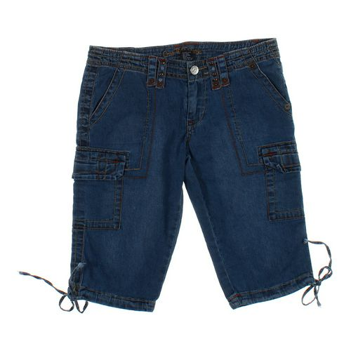 One Tuff Babe Denim Shorts in size JR 9 at up to 95% Off - Swap.com