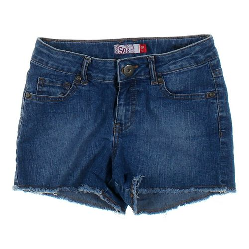 SO Denim Shorts in size 10 at up to 95% Off - Swap.com