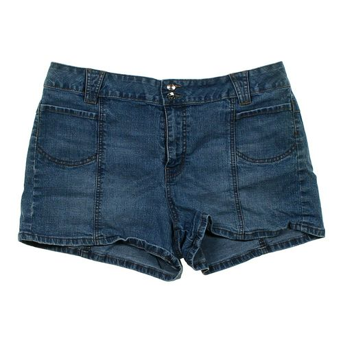 L.A. Blues Denim Shorts in size 16 at up to 95% Off - Swap.com