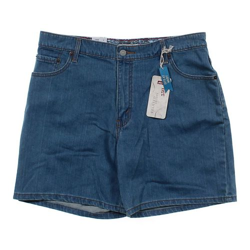 Levi's Denim Shorts in size 16 at up to 95% Off - Swap.com