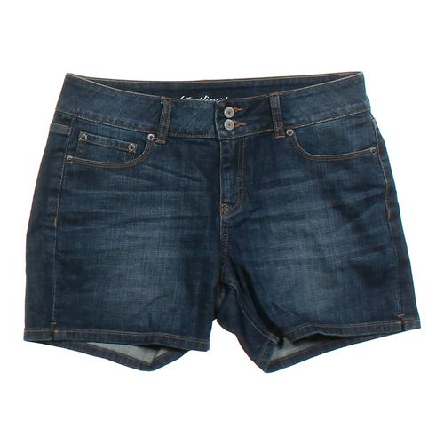 London Jeans Denim Shorts in size 8 at up to 95% Off - Swap.com